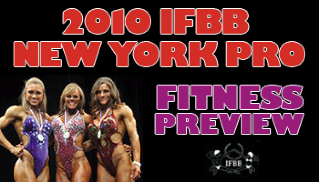 2010 NY PRO FITNESS THIS WEEKEND