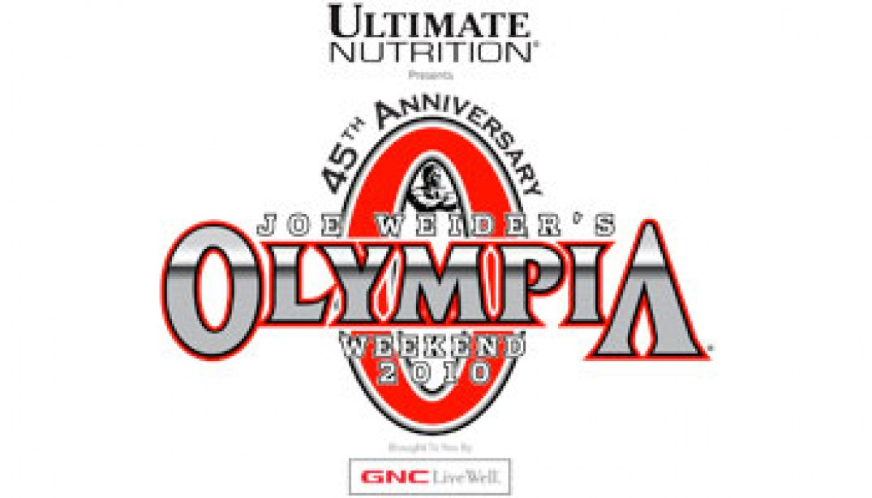 OLYMPIA POUND4POUND CHALLENGE
