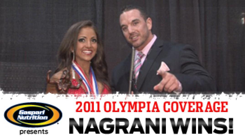 INTERVIEW WITH NICOLE NAGRANI!