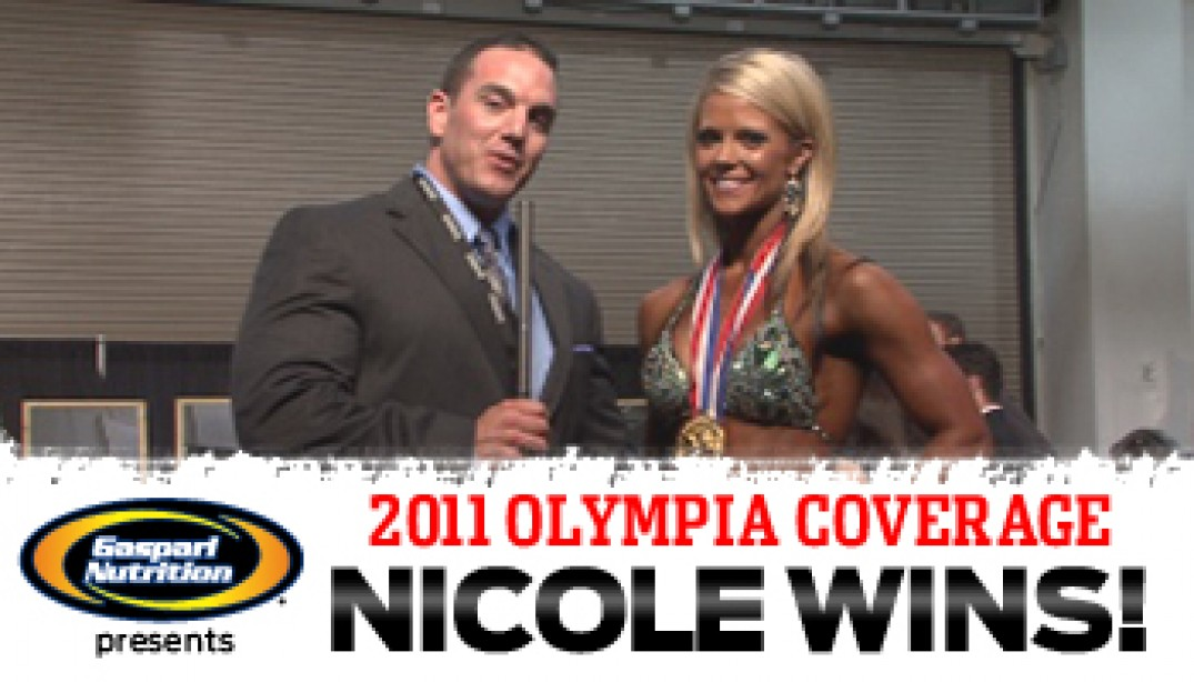 INTERVIEW WITH NICOLE WILKINS!