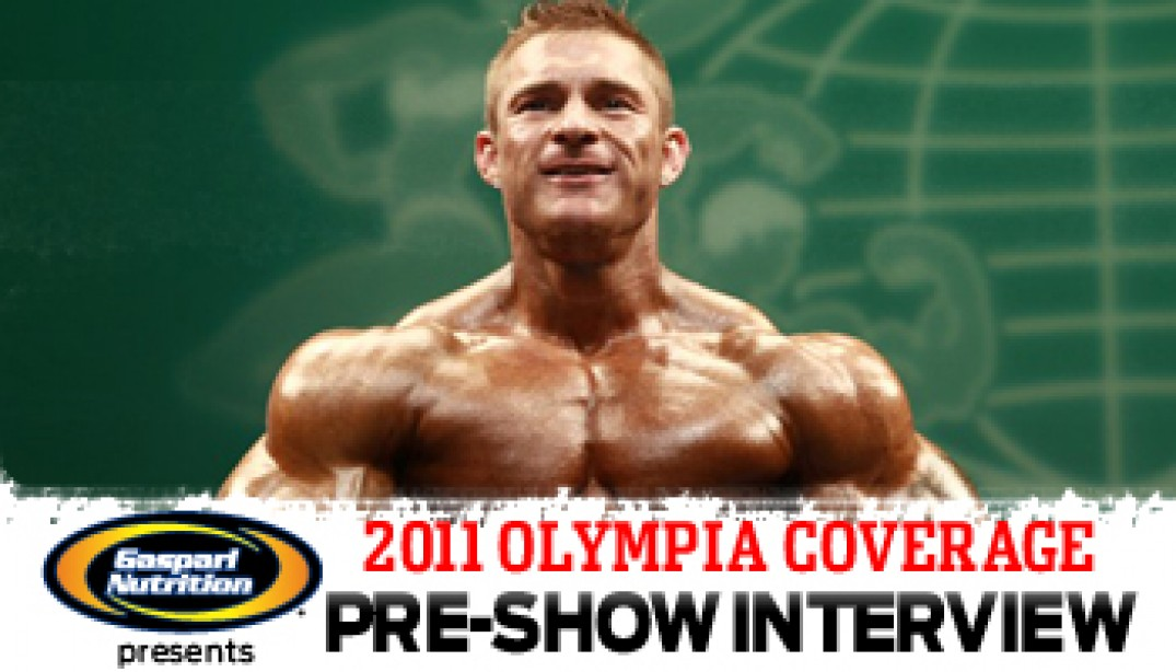 INTERVIEW WITH FLEX LEWIS