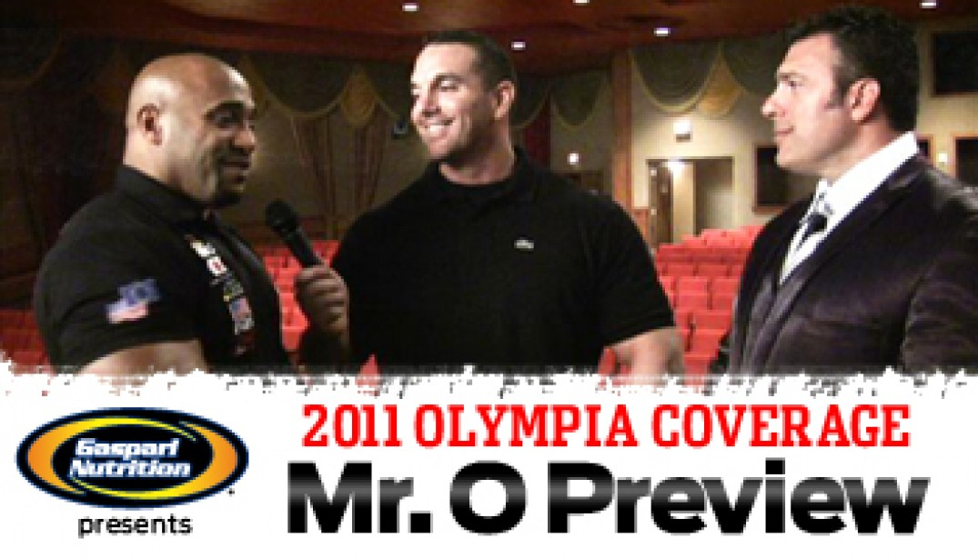 2011 OLYMPIA PREVIEW VIDEO