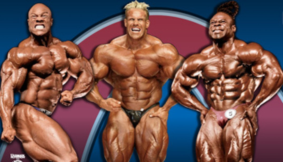 THE ONLY OLYMPIA PREVIEW (you'll ever need)
