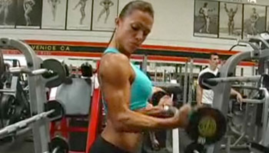 VIDEO: GRISHINA SIX DAYS OUT FROM THE 2010 FITNESS INTERNATIONAL