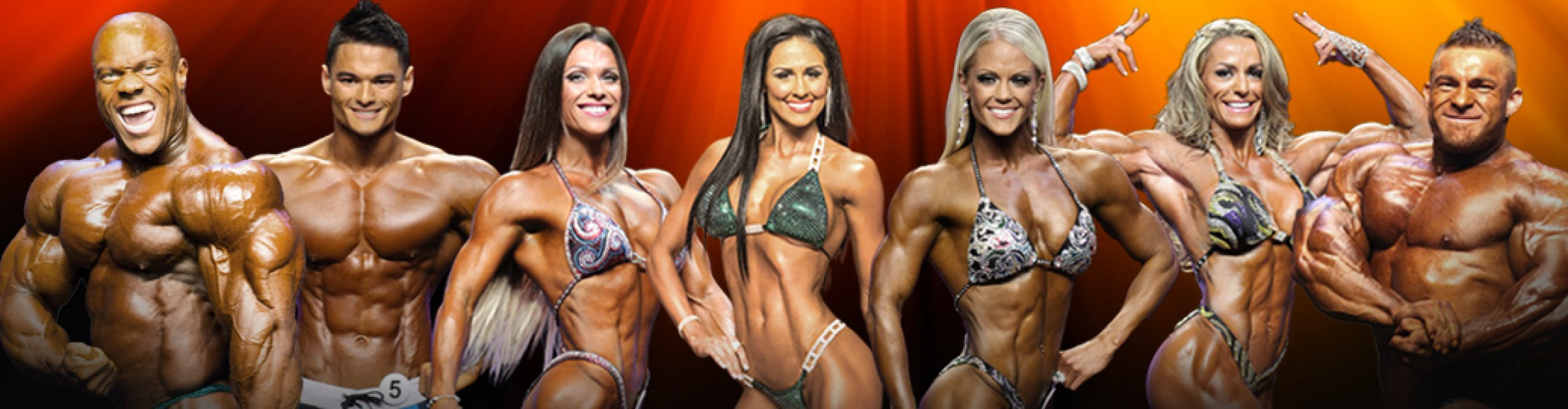 2015 Olympia Qualification Series