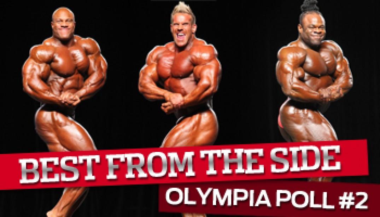OLYMPIAS BEST...