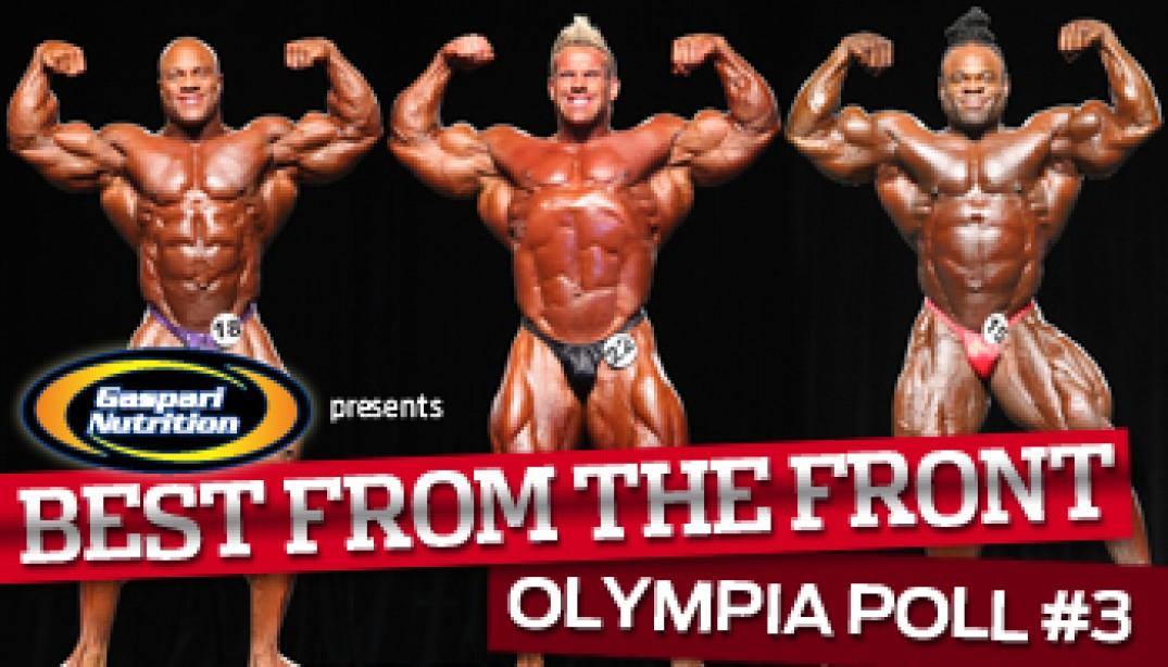 OLYMPIAS BEST...FRONT