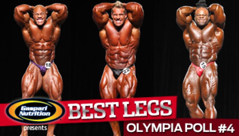 OLYMPIAS BEST...LEGS