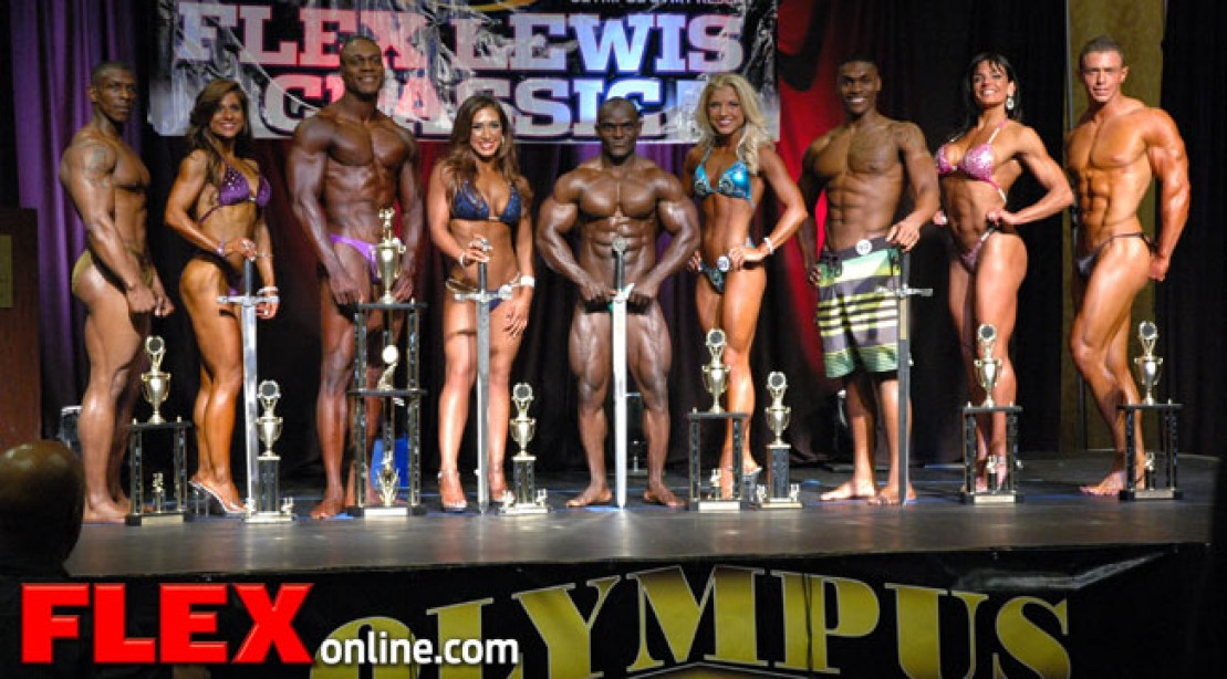 2013 Flex Lewis Classic Championships Review and Results