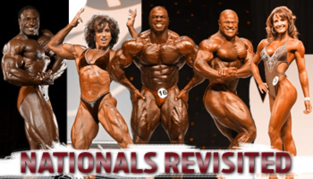 NATIONALS REVISITED