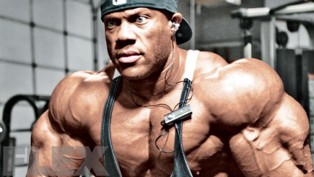Phil Heath After the O