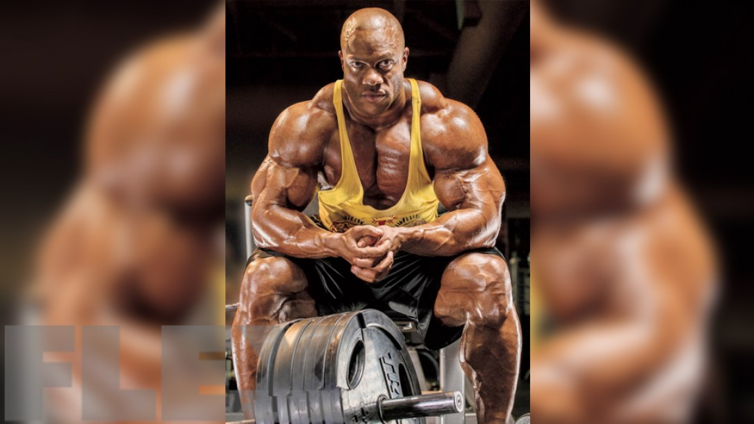 Phil Heath: Pyramiding vs. Straight Sets