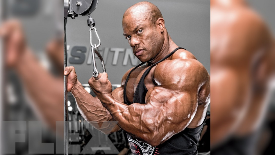 Phil Heath on Joe Weider and Bodybuilding in the Olympics