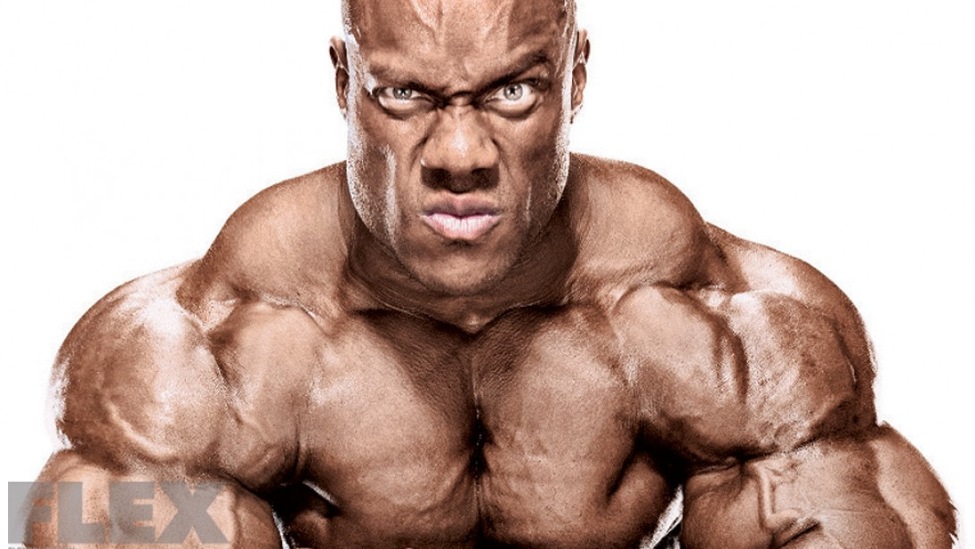 Phil Heath's Strive for Five