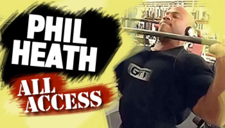 PHIL HEATH ALL ACCESS