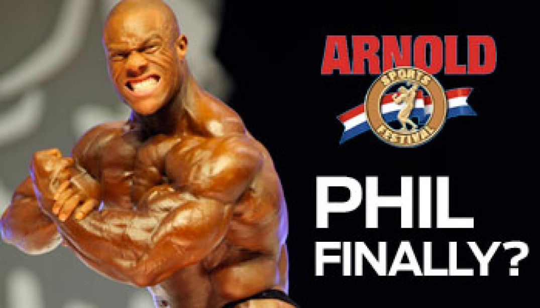 2010 ARNOLD CLASSIC PREVIEW: THE GREATEST GIFT?
