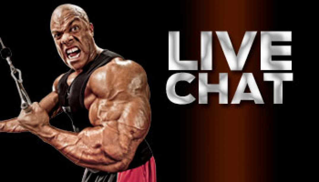 INSTANT REPLAY: LIVE CHAT WITH PHIL HEATH!