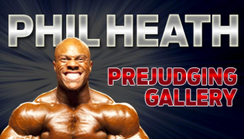 PHIL HEATH PREJUDGING GALLERY
