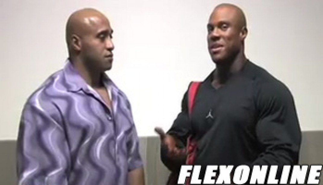 2008 ARNOLD CLASSIC INTERVIEWS