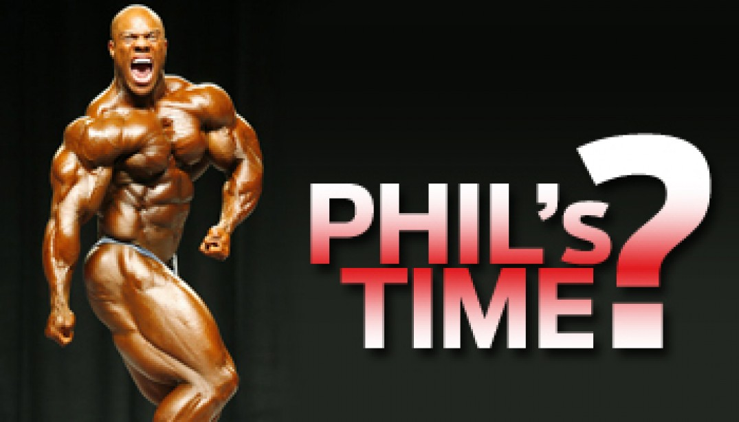 2009 OLYMPIA: TIME FOR THE GIFT?