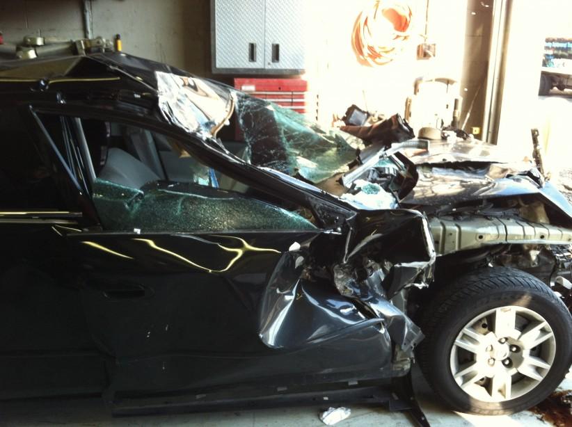 IFBB Pro Guy Cisternino in Car Accident