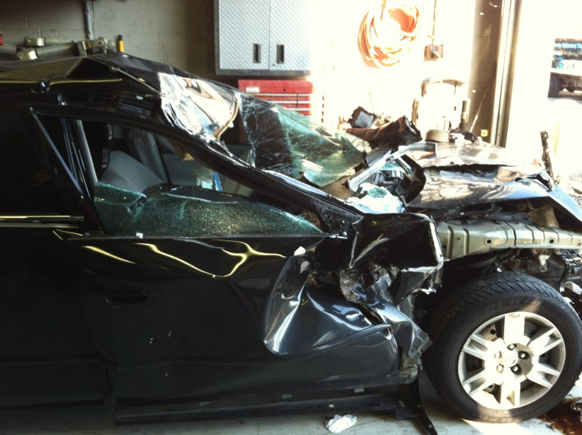 IFBB Pro Guy Cisternino in Car Accident