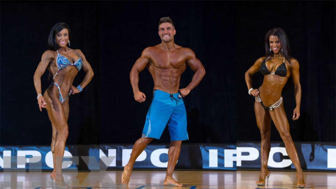 2015 IFBB Pittsburgh Pro Official Scorecards