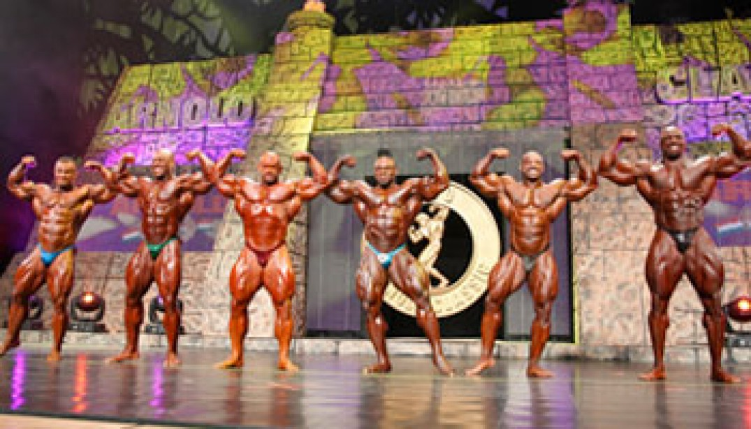 VOTE: WHICH 2010 ARNOLD CLASSIC COMPETITOR IMPRESSED YOU MOST?