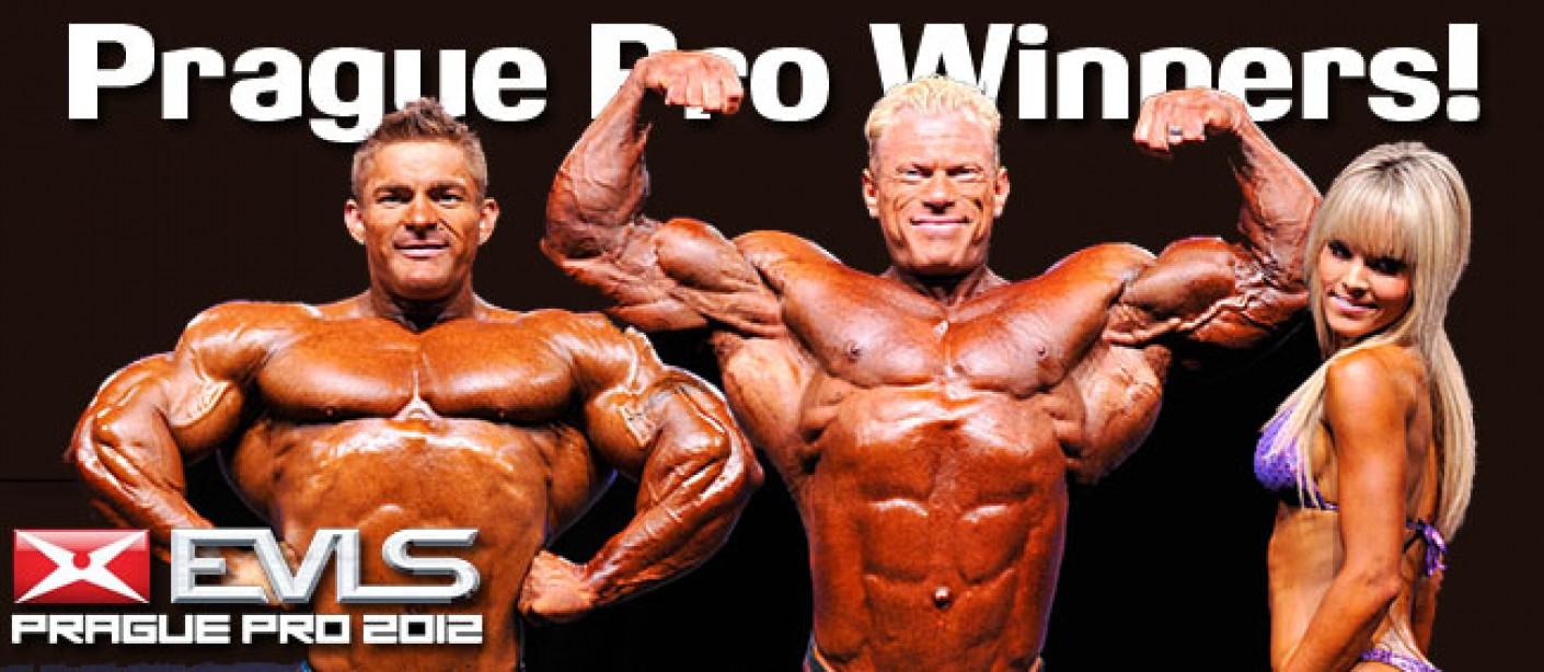 Final Results 2012 Prague Pro Championships
