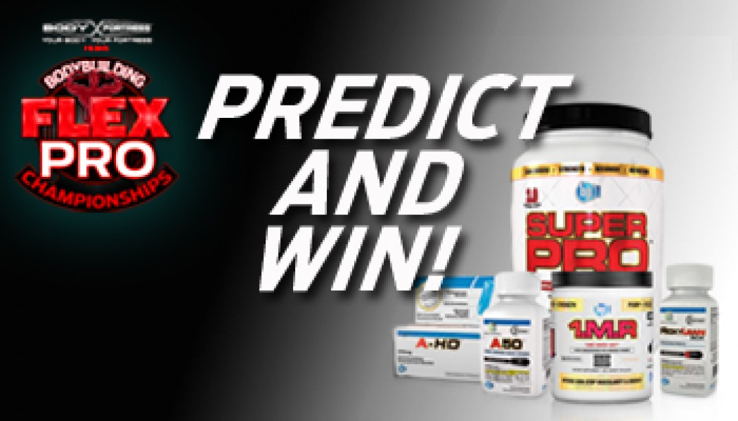 CONTEST: PREDICT THE FLEX PRO!