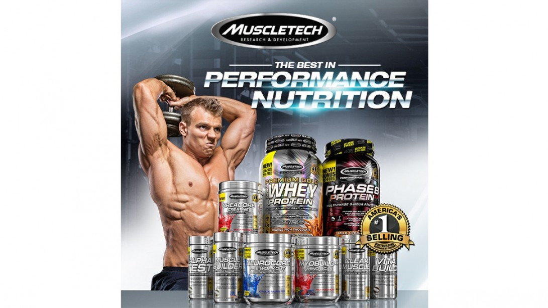 The MuscleTech Pro Series