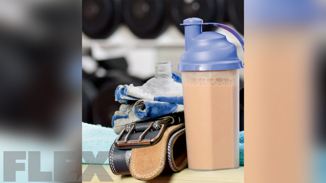 Best Pre-Workout Protein Option