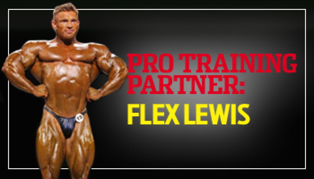 WANT CALVES LIKE FLEX LEWIS?