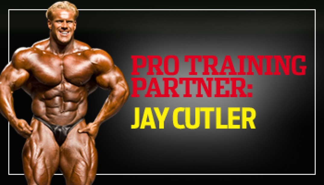 CUTLER: WORK THE MUSCLES, NOT THE WEIGHT
