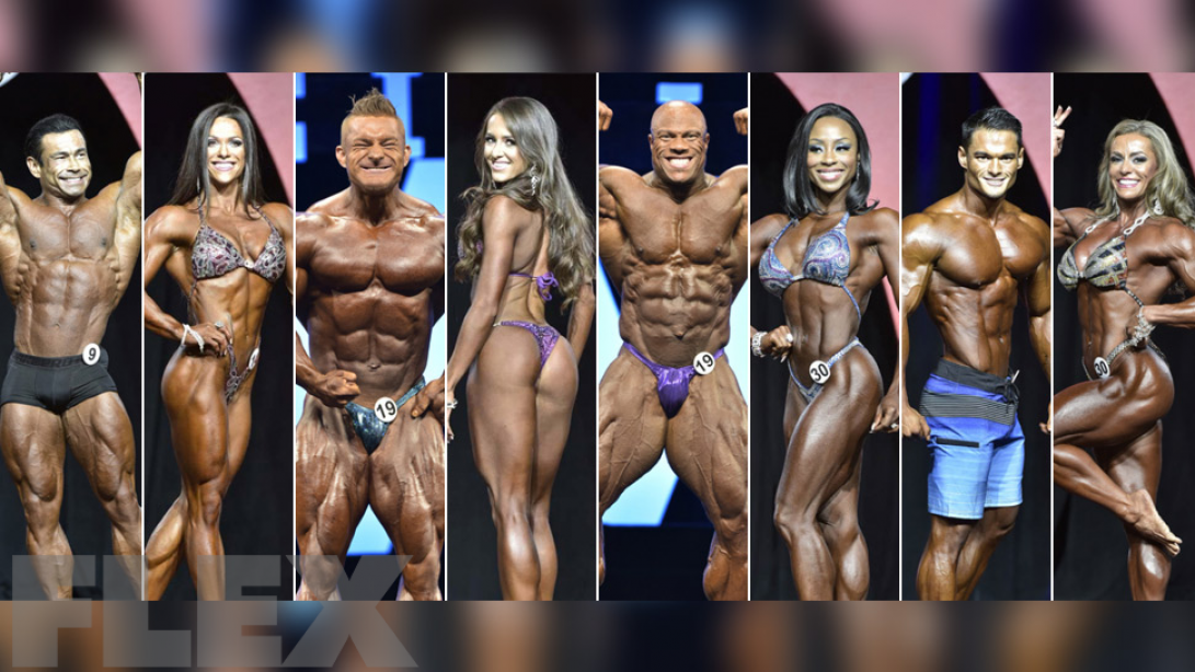 2017 Olympia Qualification Series