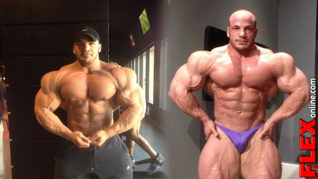 Big Ramy Update Four Weeks Out