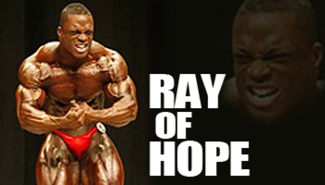 2009 NPC USA CHAMPIONSHIPS: RAY OF HOPE