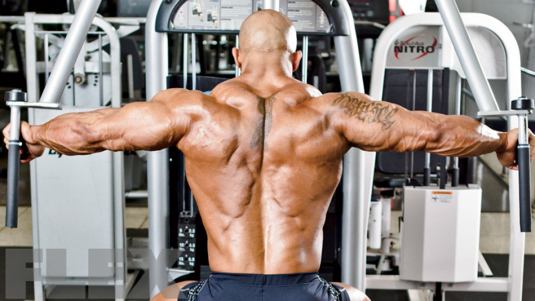 Reinvent Your Rear Delts