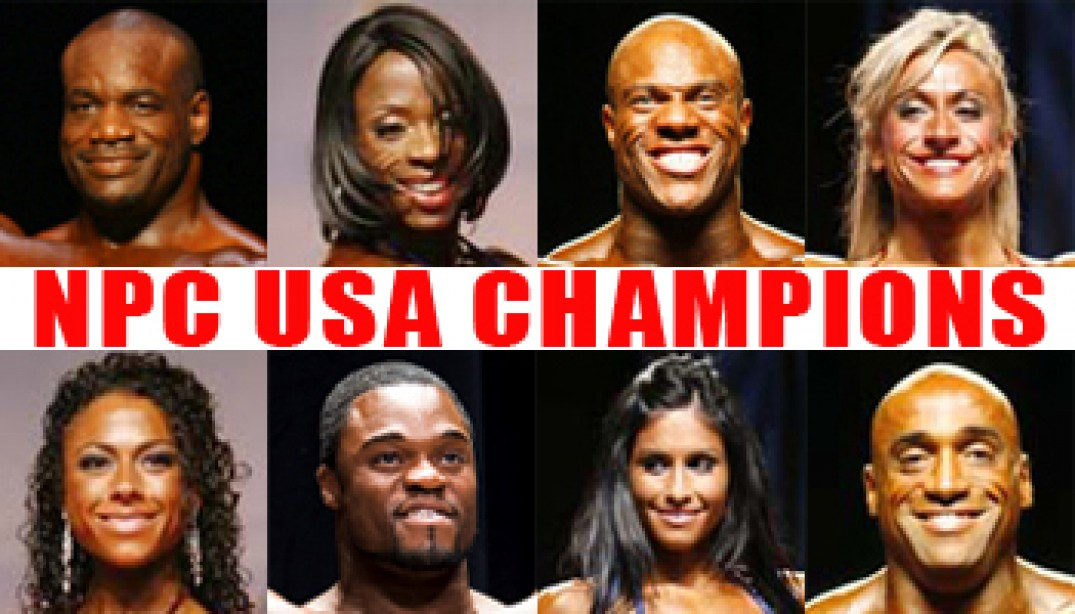 USA CHAMPS WEIGH IN