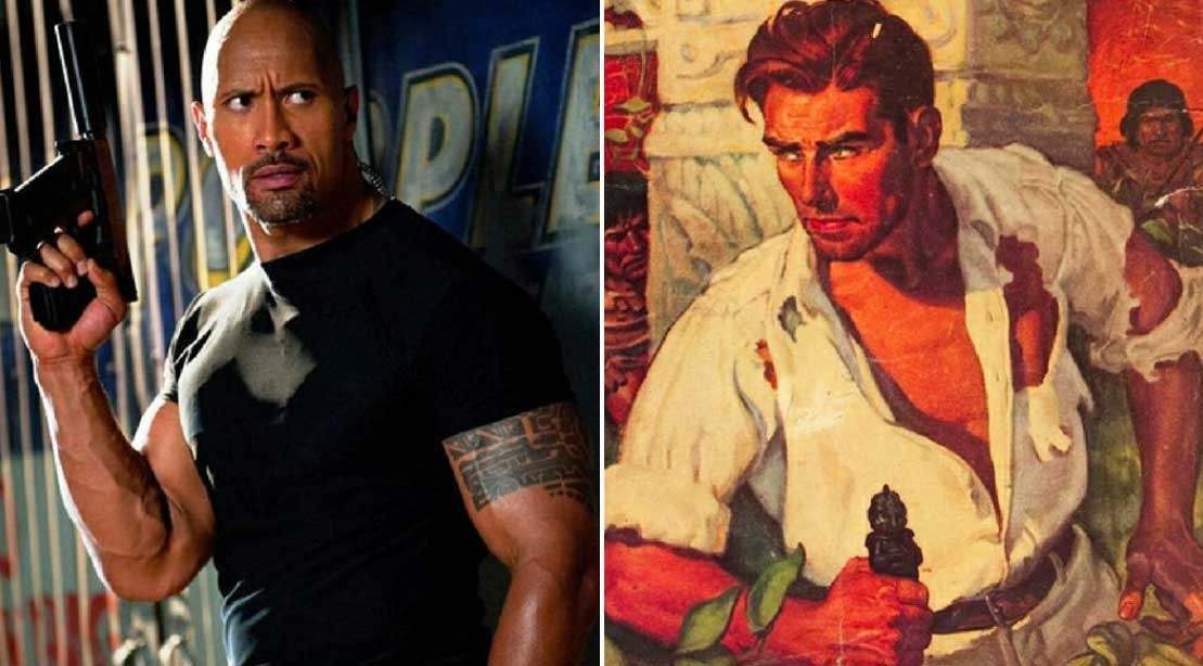 The Rock Set to Star in 'Doc Savage' Film