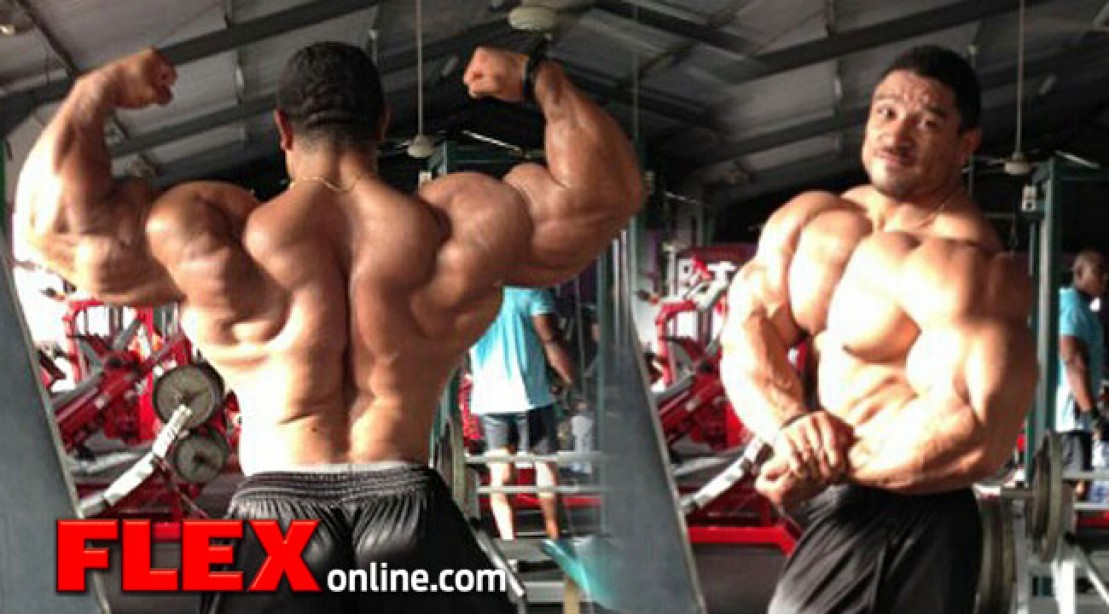 Roelly Winklaar 4 Weeks from Chicago Pro