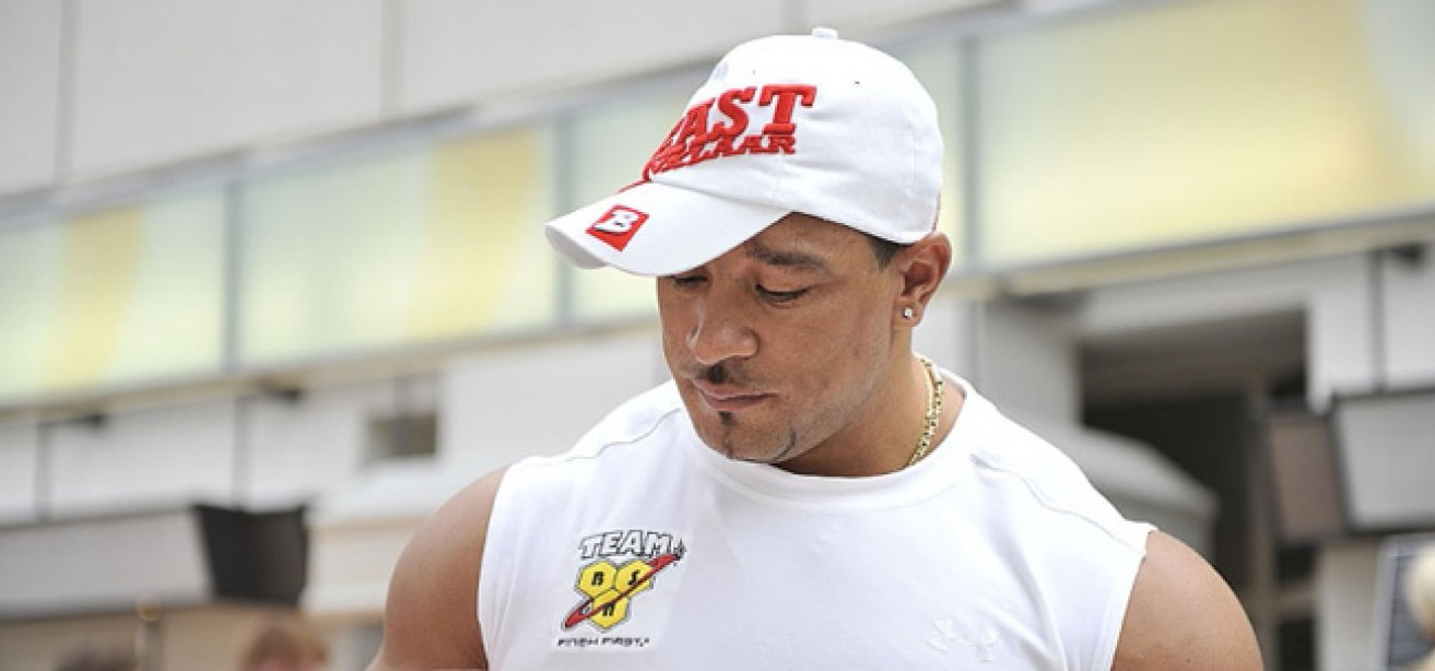 Roelly Winklaar to Compete in the 2013 Chicago Pro