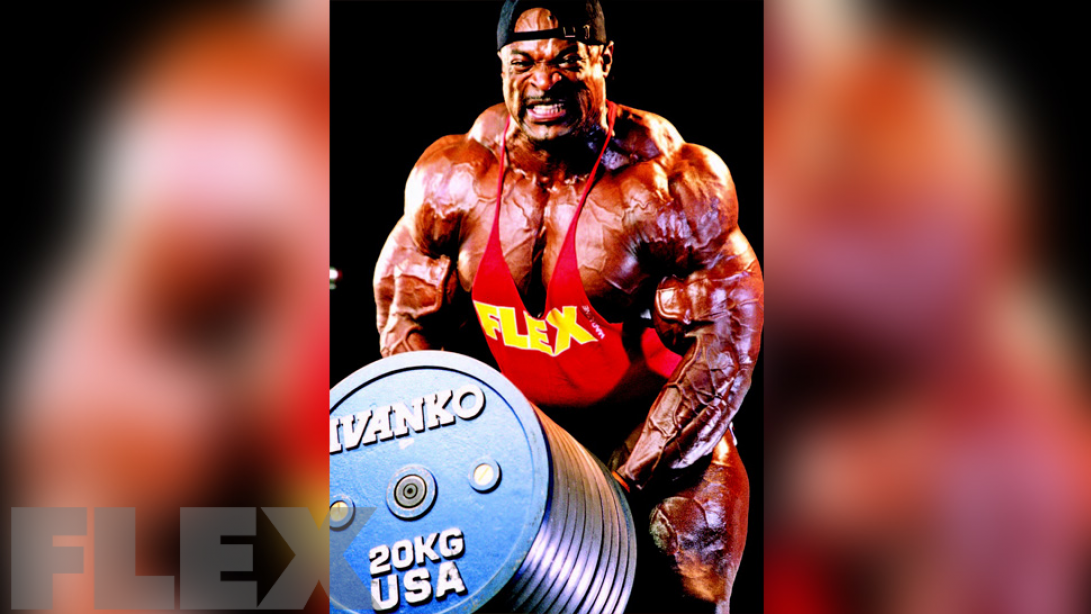 Pump Up Lagging Muscles