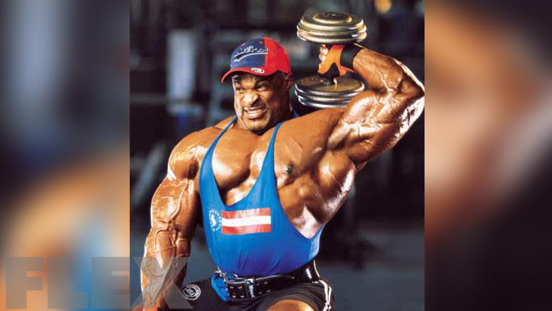 Dumbbell Exercises for Massive Triceps