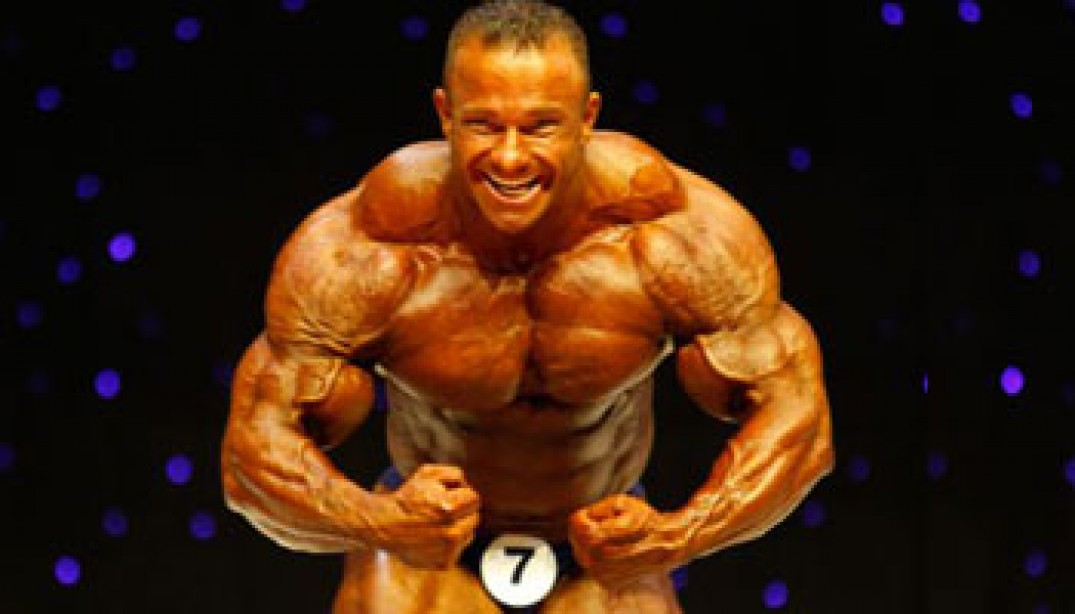 2010 MR. EUROPE FLASH RESULTS