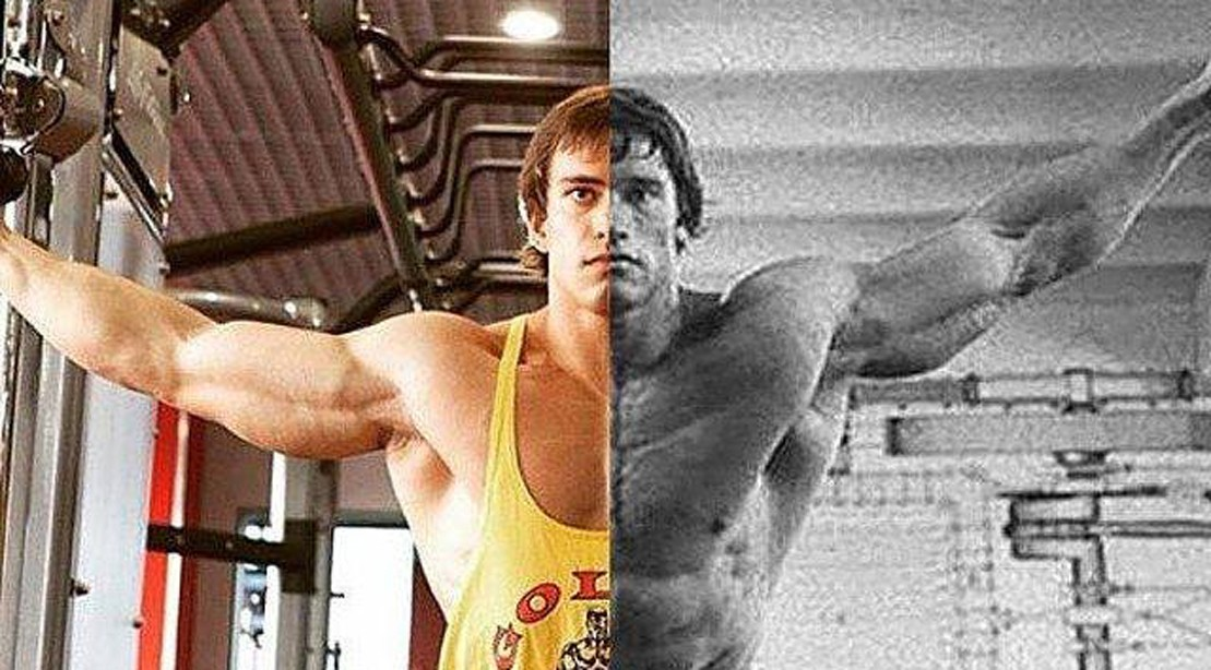 Russian Oak: Young Bodybuilder Looks Just Like Arnold