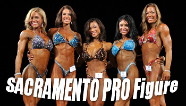 2008 SACRAMENTO PRO FIGURE RESULTS AND PHOTOS