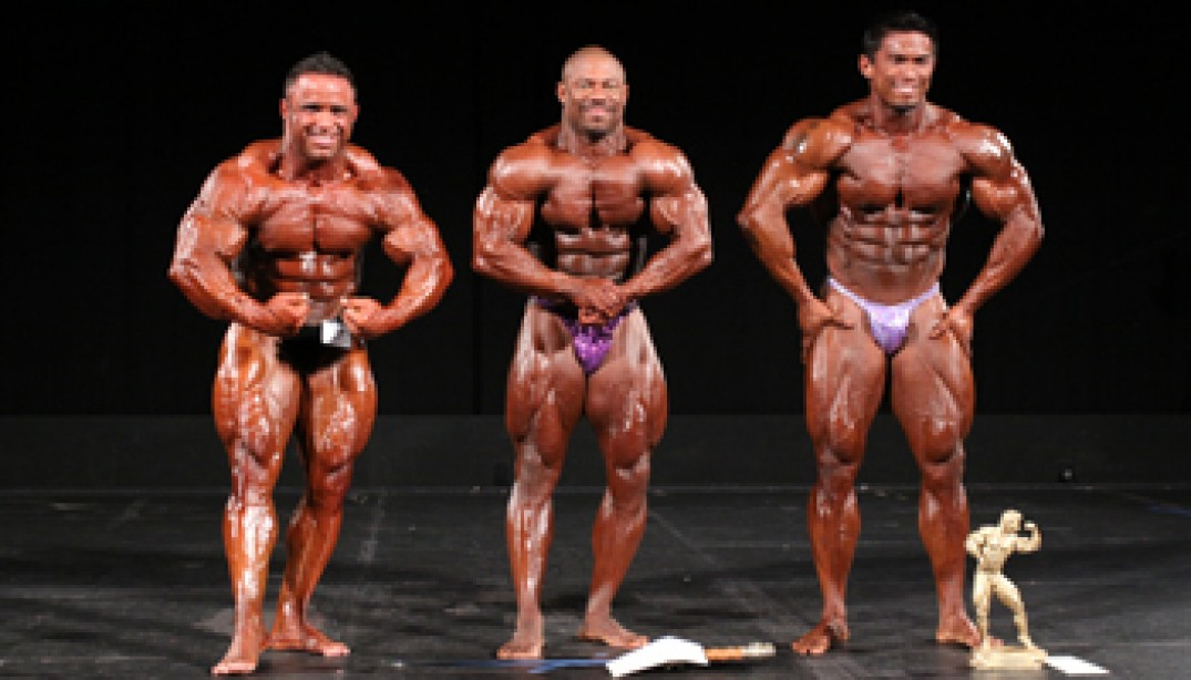 2010 IFBB SACRAMENTO PRO MEN'S 202 & BIKINI GRAND PRIX FINAL RESULTS