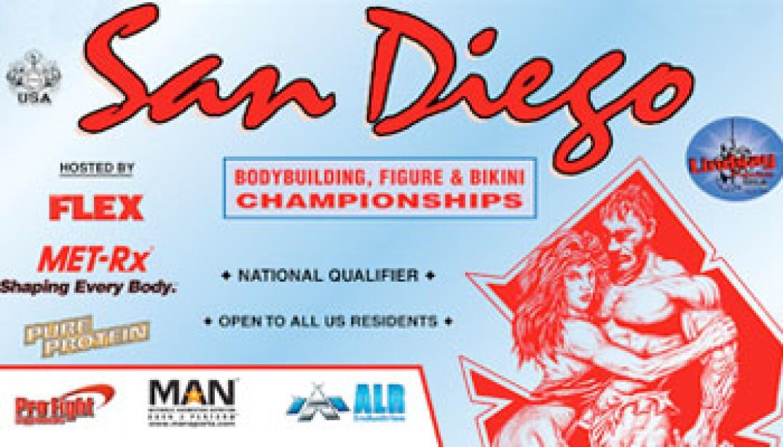 2010 NPC SAN DIEGO BODYBUILDING, FIGURE & BIKINI CHAMPIONSHIPS
