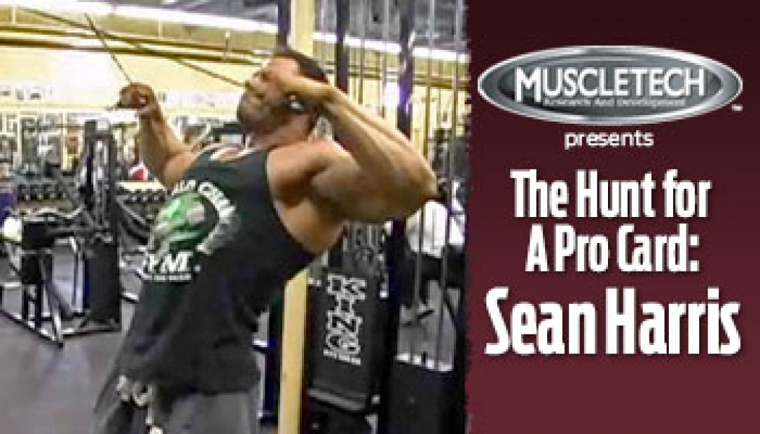VIDEO: SEAN HARRIS - THE HUNT FOR A PRO CARD